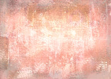 Scratched vintage abstract grunge theme with black scuffed edges Royalty Free Stock Images