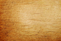 Scratched wood Royalty Free Stock Images