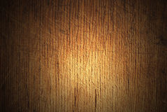 Scratched wood background Stock Photos