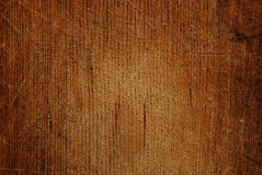 Scratched wood background stock photography