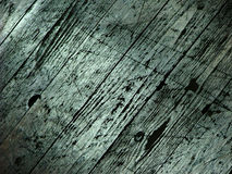 Scratched wood texture Royalty Free Stock Image