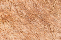 Scratched wood texture Stock Photography