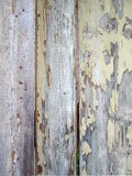 Scratched wood texture. Vertical close up of painted scratched wood texture royalty free stock photos