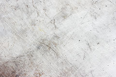 Scratchy metal plate Stock Images