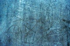 Scratchy Metall lizenzfreies stockbild