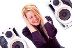 Scream Royalty Free Stock Photo