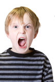 Scream Stock Photography
