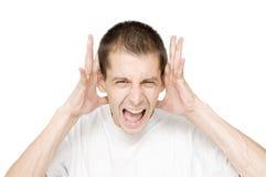 Scream Stock Photography