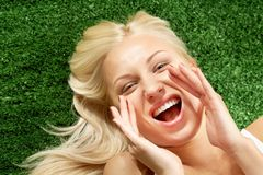 Scream Royalty Free Stock Image