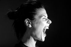 Free Scream Stock Image - 9917371