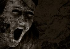 Free Scream Of Horror Stock Photo - 3334960