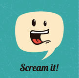 Scream it Stock Photos