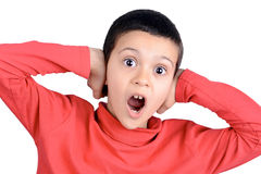 Scream and shout Stock Photo