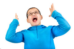 Scream and shout Royalty Free Stock Images