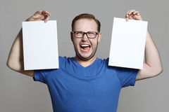 Screaming Stock Photography