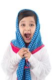 Screaming girl Royalty Free Stock Photo