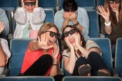 Screaming Women Royalty Free Stock Image