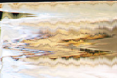 Screen digital abstract background texture glitches distortion Stock Image