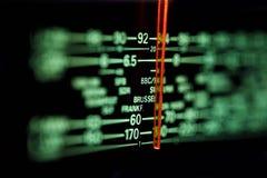 Old Analog Radio stock photography