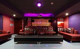 Screening room Royalty Free Stock Photo