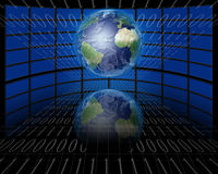 Screens and binary with Earth. 