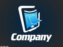 Screenshots móveis imagens de stock royalty free