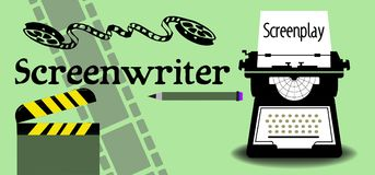 Image result for screenplay clipart