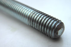 The screw. A screw-detail Stock Photo