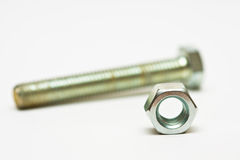 Screw bolt Royalty Free Stock Photography