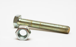Screw bolt Stock Photography