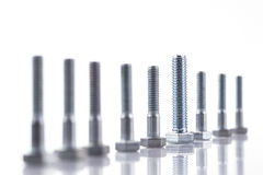 Screw-bolts Stock Photos