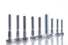 Screw-bolts Stock Photos