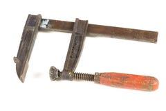 Screw-clamp Stock Image