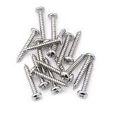 Screw isolated on white background. Stock Photography