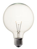 Screw mount light bulb Royalty Free Stock Image