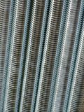 Screw thread - close up Stock Images