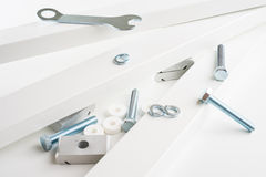Free Screw Tools In Isolated Royalty Free Stock Photos - 33202658