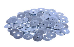 Screw  and washers Stock Photography