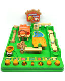 Screwball Scramble Board & Traditional Games by Tomy toys. BANGKOK, THAILAND - MARCH 31, 2017 : Screwball Scramble Board & Traditional Games by Tomy toys royalty free stock photos