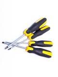 screwdriver imagem de stock