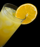 Screwdriver drink Royalty Free Stock Images