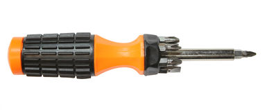 Screwdriver (Multihead) Stock Photo