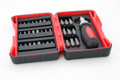Screwdriver set Royalty Free Stock Photo
