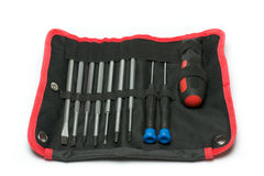 Screwdriver set Stock Images