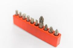 screwdriver set Royalty Free Stock Photo