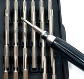 Screwdriver Set Stock Photography