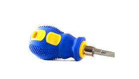 Screwdriver royalty free stock images