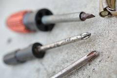 Screwdriver Stock Photography