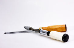 screwdrivers Imagens de Stock Royalty Free