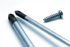 Screwdrivers Royalty Free Stock Images